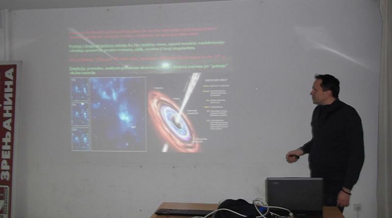 2a Fizicari obeleyzili 100 godina Teporije relativnosti Darko Radovancevic