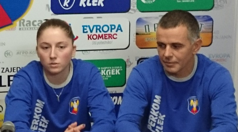 47 - 3 Miljana BogdanoviC I TRENER