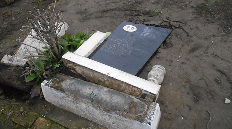 04 zd 20160115 vandali na groblju da se nikad ne ponovi