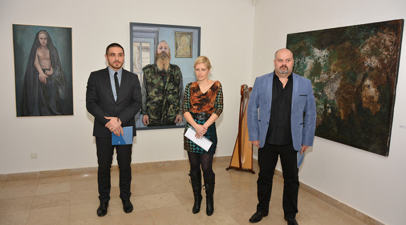 1 - Izlozba Dostanic, S. L. Fenjcev i C. Janjic