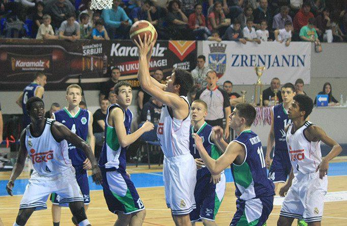 45 - 1 Kosarka turnir