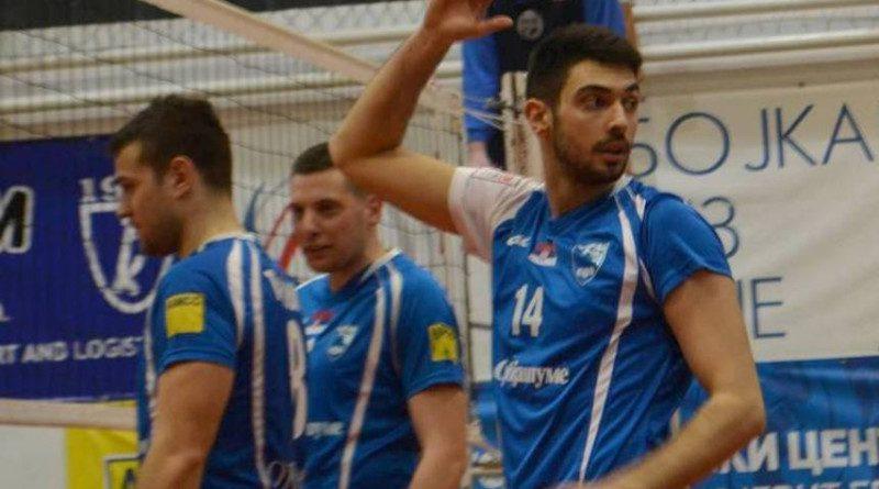45 - 4 ODBOJKASI KLEKA Đukanović,Tanović Providžalo