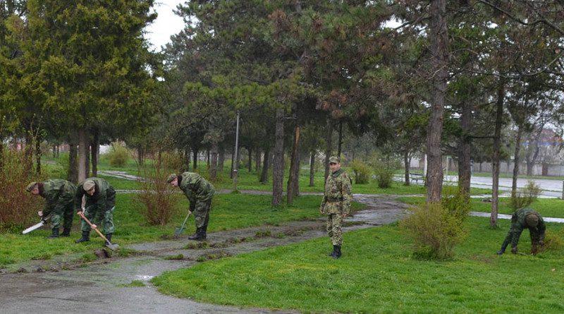 Cvijic i vojska
