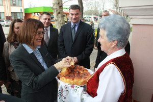 Maja Gojkovic u MZ Gradnulica