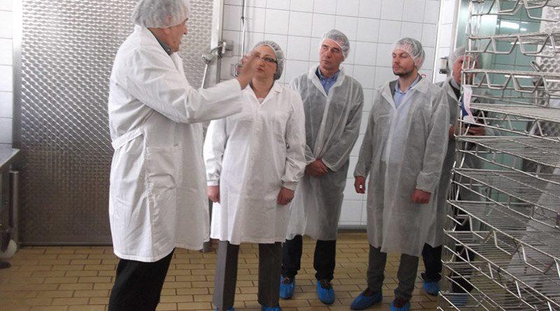Ministarka poljoprivrede posetila Mlekoprodukt II