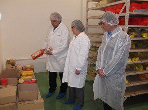Ministarka poljorpivrede posetila Mlekoprodukt