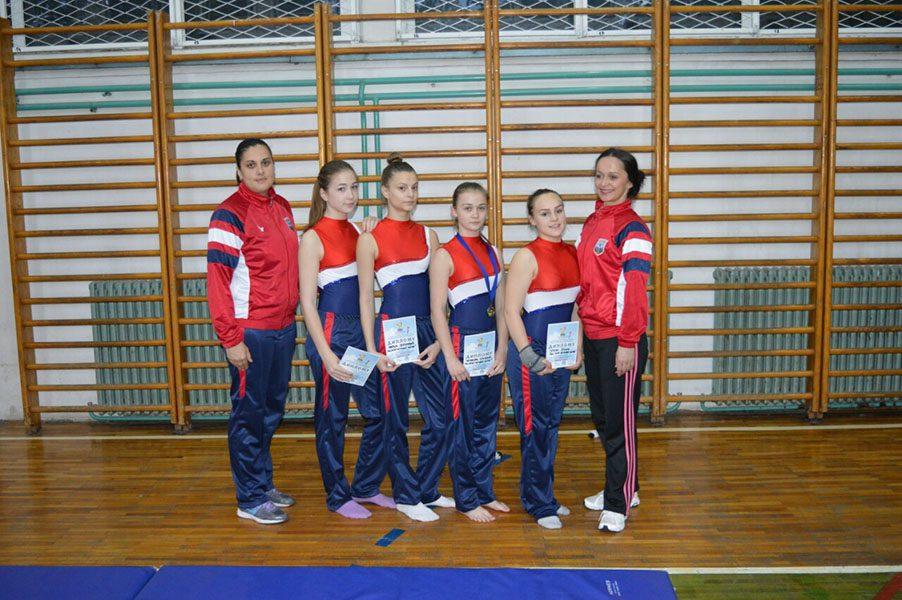 45 - 1 AA Gimnasticarke Njegosa