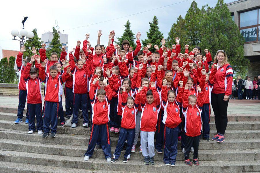 45 - G ucesnici malih olimpijskih igara