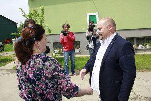 Farkazdin Danica Epifanic i gradonacelnik Cedomir Janjic