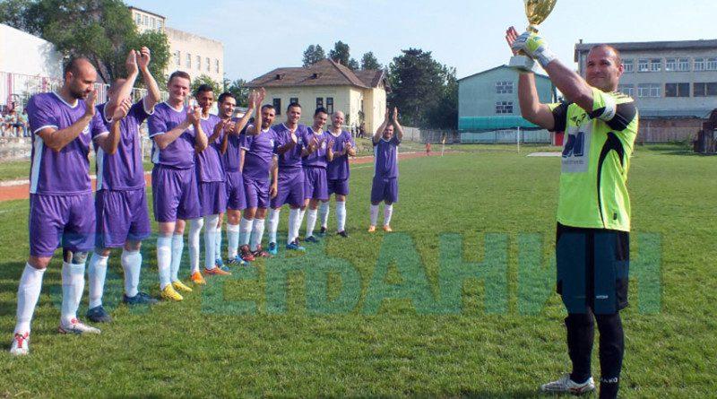FUDBAL: Pehari za najbolje u A I B ligi FSG