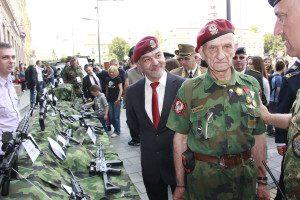 NJEGOVIC  SRBIJE VOJSKA PARADA 0066