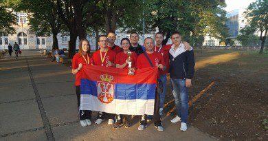 TEKVONDO: Pet medalja iz Podgorice