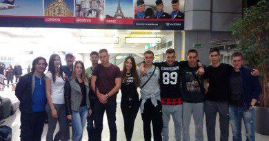 Studenti iz Zrenjanina otputovali u Uhtu