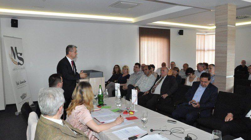 SRPSKI ITEBEJ: Skupština Unije poslodavaca Vojvodine zasedala