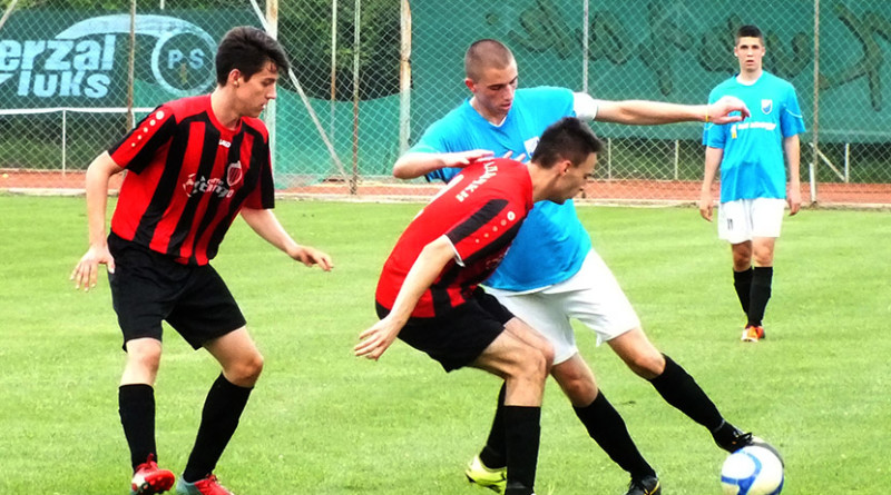 44 - 1 Vladimir Jeftic i Nikola Grbic (Radniccki) ZZarko Matic (Mladost)