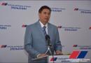 """DR PREDRAG MATEJIN: POLITIKU VODE INSTITUCIJE A NE """"NAŠI KADROVI"""""""