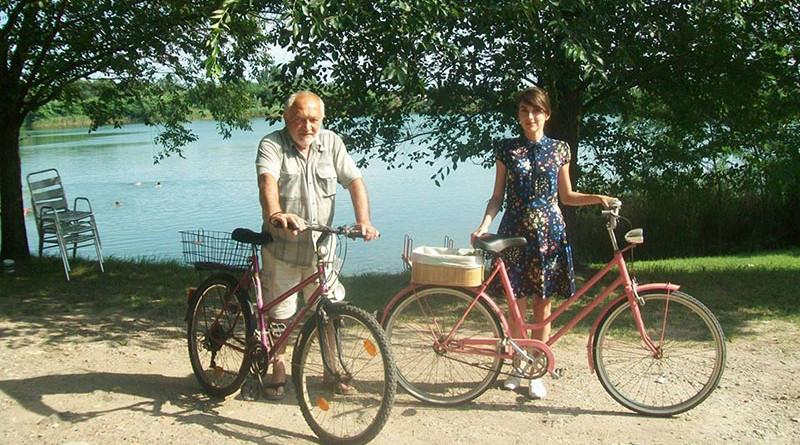 19-1-Dragan i Radmila na malom jezeru na Peskari