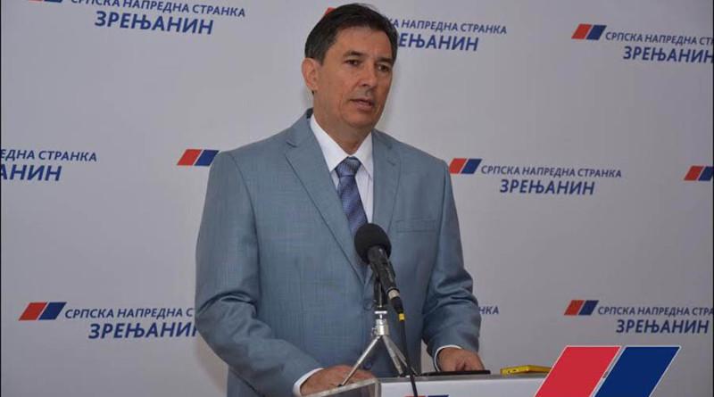 4 - 1 - Pokrajinski poslanik SNS dr Predrag Matejin