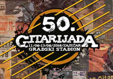JUBILARNA ZAJEČARSKA GITARIJADA: Promocija u Zrenjaninu 9. avgusta
