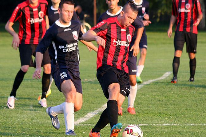 45 - 1 Fudbal Srpska liga