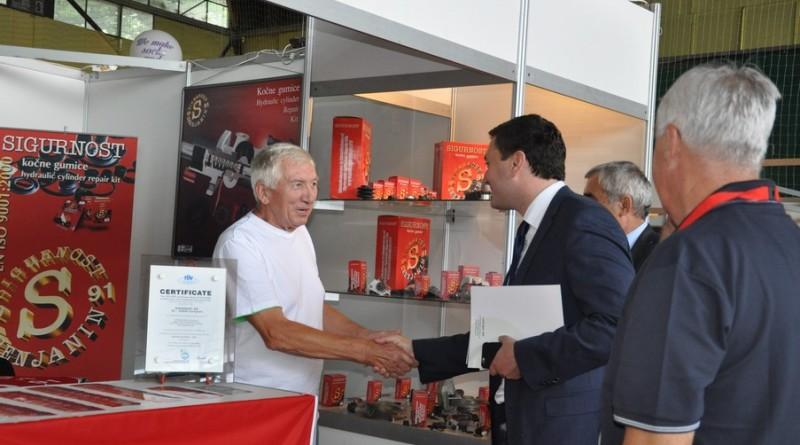 INOCOOP 2016 – Gosti pokrajinski sekretar za privredu i mladi talenti