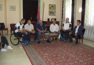 Perlić i Šuranji putuju na Paraolimpijadu u Rio