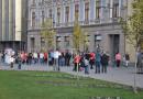 PROTEST: Ujedinjeni u brizi za mališana, inspekcija u Centru za socijalni rad