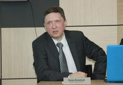 PRIVREDNIK GORAN KOVAČEVIĆ, NOVI PREDSEDNIK UPRAVNOG ODBORA NALED-A