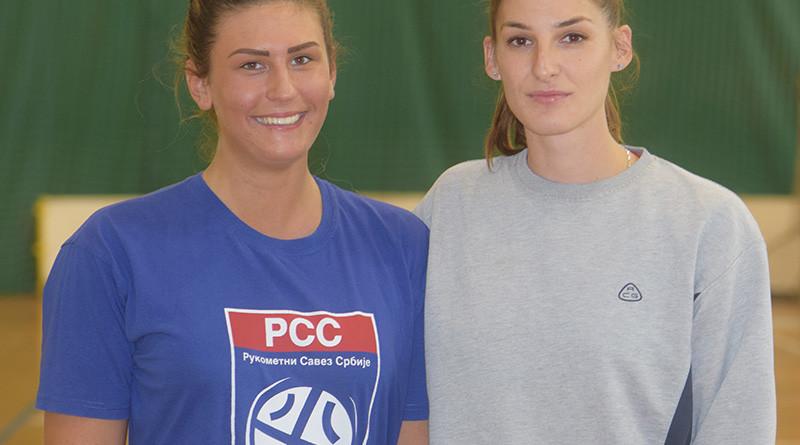 SJAJNA VEST: Dijana i Milana na treningu!