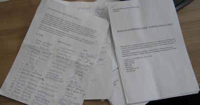 """Stanovnici Bačke ulice podneti peticiju za postavljanje """"ležećih policajaca"""""""