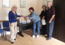 Mesna organizacija penzionera podelila 14 paketa najugroženijima