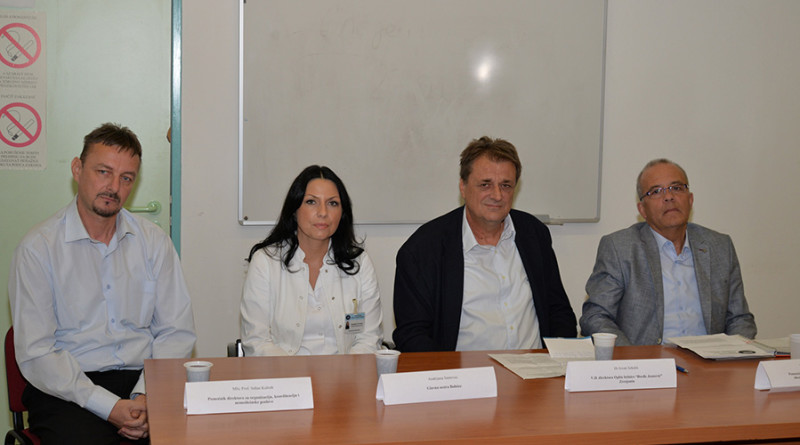 NOVO RUKOVODSTVO BOLNICE: Reorganizacija za dobro pacijenata i zaposlenih