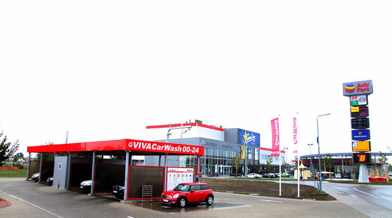 """PERIONICA """"VIVA"""": Samouslužno pranje automobila bez kupovine žetona"""