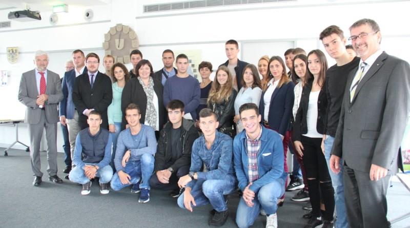POSETILI NEMAČKU: Mladi Zrenjaninci u delegaciji Pokrajinskog sekretarijata za poljoprivredu