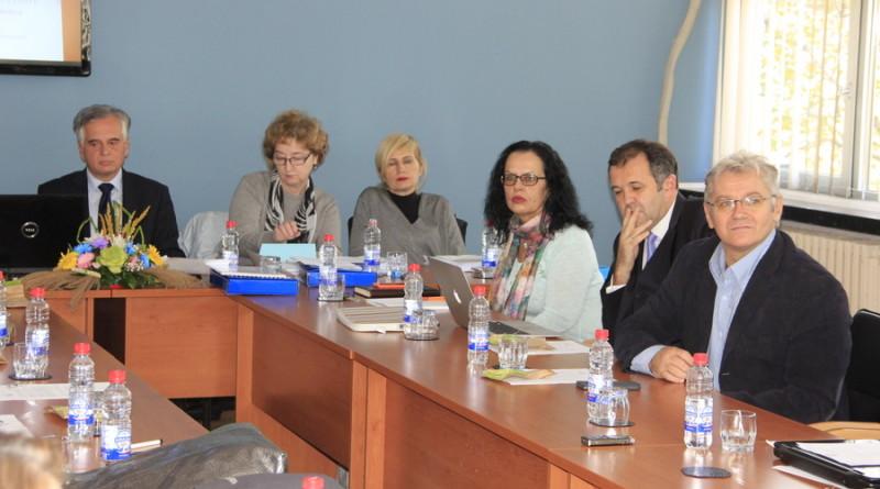 Senat Univerziteta u Novom Sadu zasedao u Zrenjaninu