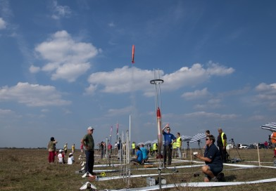 NADOMAK ARADCA: Takmičenje raketnih modelara