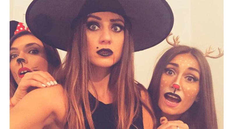 BAŠTA MALA: Noć veštica uz trash pop