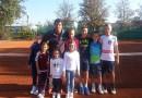 """APRIL U ZNAKU TK """"GALEB 1890"""": Četiri pehara za mlade tenisere i teniserke"""