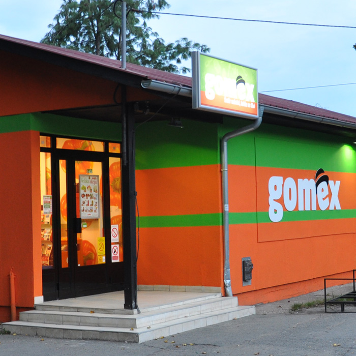 """KOMPANIJA """"GOMEKS"""": Radno vreme svih maloprodajnih objekata od 07:30 do 18:00 časova"""