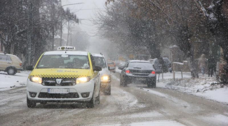 VOZAČI OPREZ: Od jutros dve saobraćajne nezgode