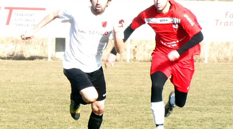 45 - 1 fudbal Nikola Bogic (levo)