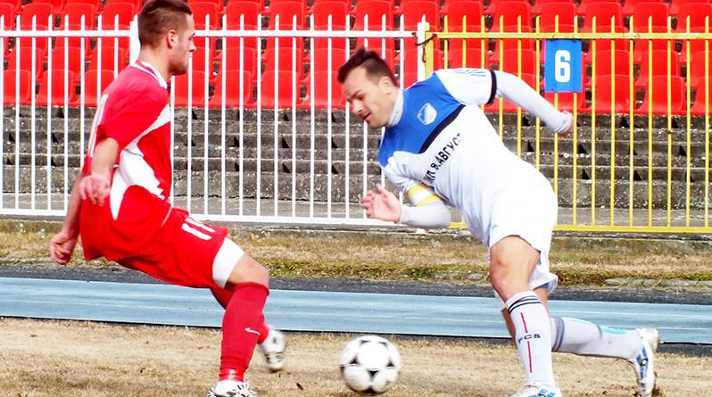 45 - 2 fudbal Strahinja Milossevic (Proleter 2006) i Darko Jovandic (Buducnost)
