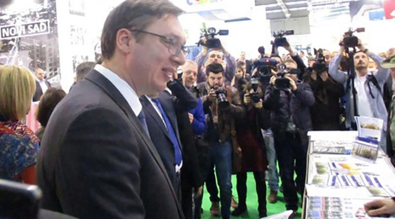 SAJAM premijer Aleksandar Vucic
