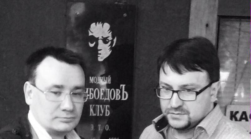 KAFE KULTURNOG CENTRA: Duo iz Rusije u Zrenjaninu
