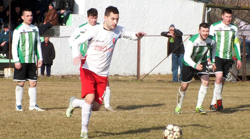 45 - 2 David Kukolj (Krajina) postizze gol iz penala