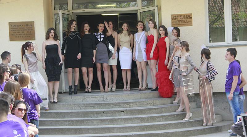 STUDENTSKI DOM: Petnaesti dani studenata