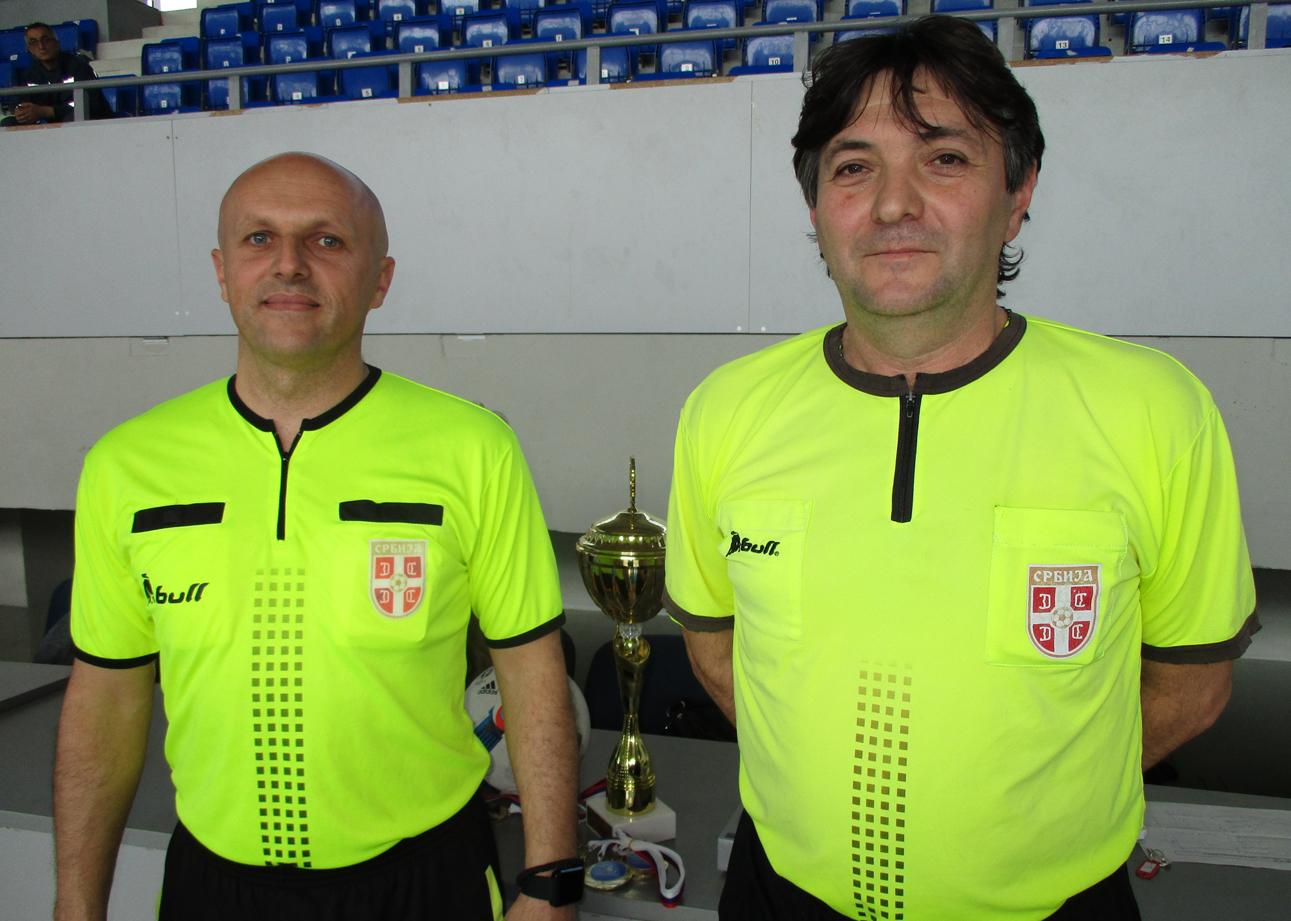 Sudije Vukovic i Kozina