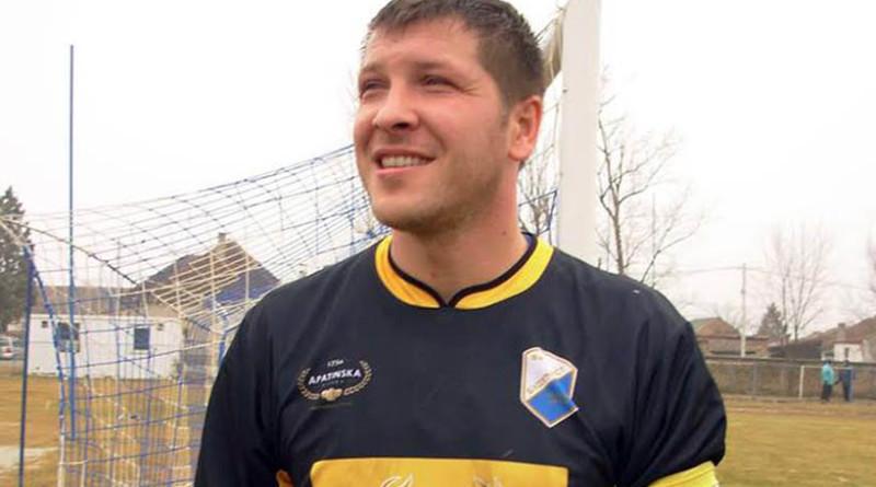45 - 1 Vojvodjanska liga golman Medic