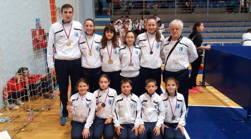 46 - 3 karate Zadrugar