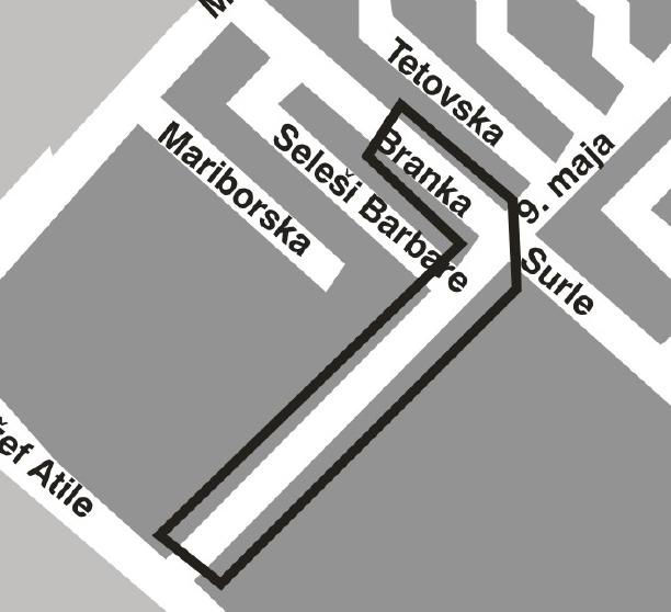Skica Isključenje struje u utorak u Zrenjaninu